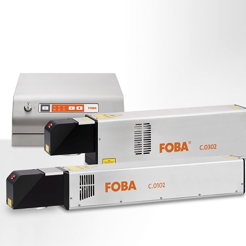 CO2 marking lasers C.0102 and C.0302, 10W and 30W